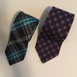 Men's Ties Brooks & Christian Aujard designer ties